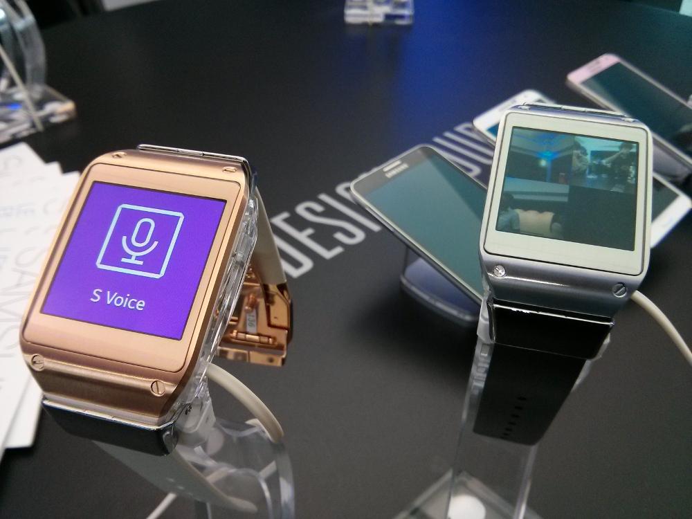 La montre comme compagnon du smartphone