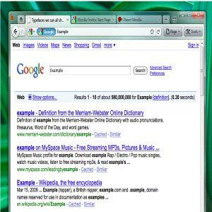 Premières ébauches de Firefox 4.0