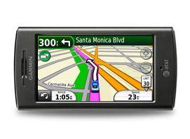 Le Nüvifone G60 orienté GPS de Garmin
