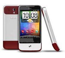 Le HTC Legend sous Android 2.1