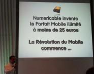 La Révolution du Mobile selon Numéricable