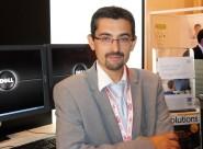Le manager santé de Dell France, Emmanuel Canes