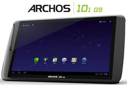 Archos 101 G9