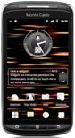 Orange Monte Carlo smartphone