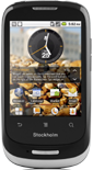 Orange Stockholm smartphone