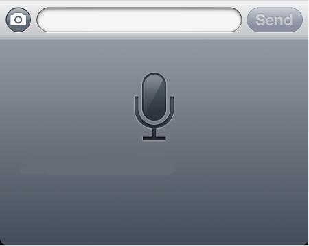 apple veut int grer la reconnaissance vocale dans ios 5. Black Bedroom Furniture Sets. Home Design Ideas