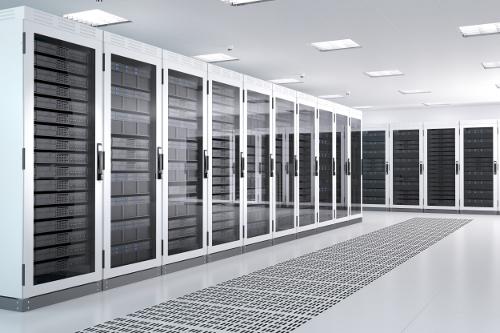 gros serveur IBM HP