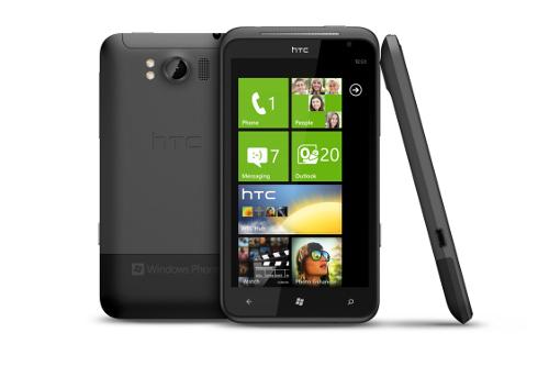 HTC Titan 3 vues