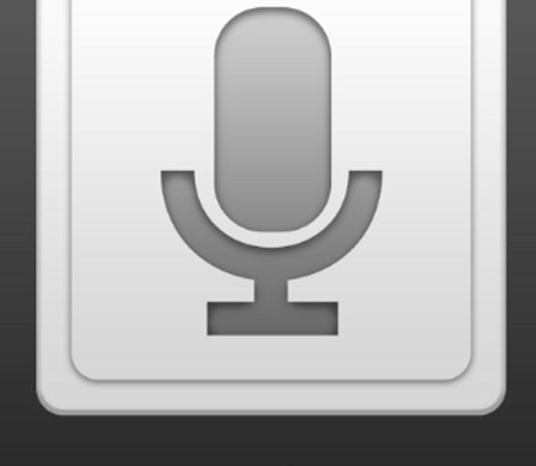 Android recherche vocale