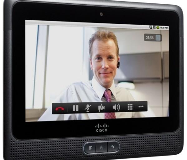 Cisco Cius tablette