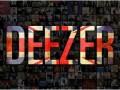bannière Deezer