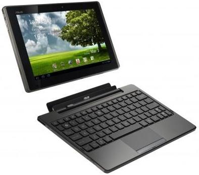 Asus Eee Pad Transformer tablette