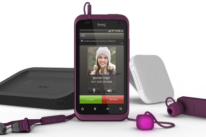HTC Rhyme smartphone