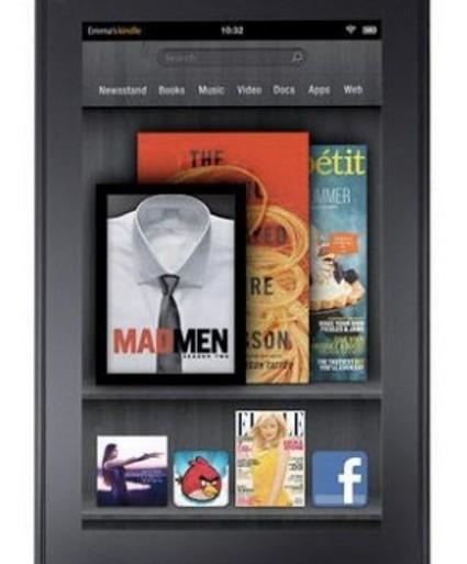 Amazon Kindle FIre tablette