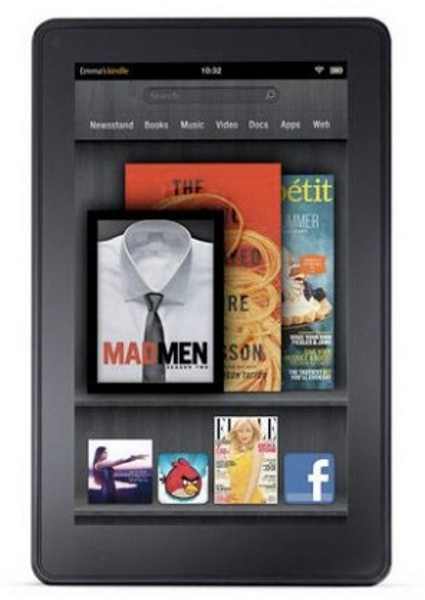 Amazon Kindle FIre tablette