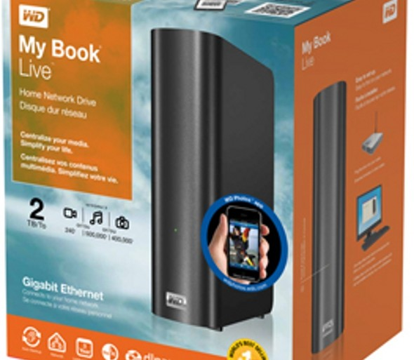 Western Digital MyBook Live