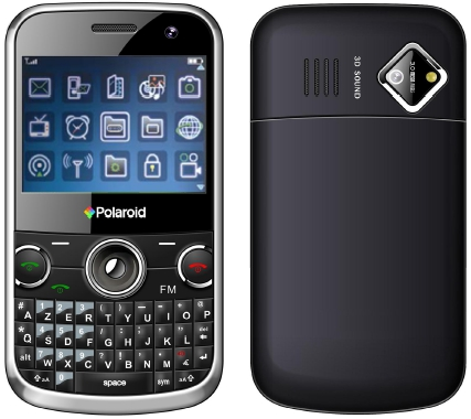 Polaroid Z500 smartphone