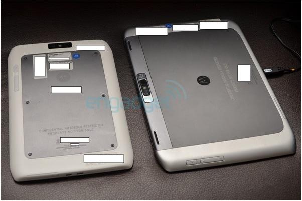 Motorola Xoom 2 proto