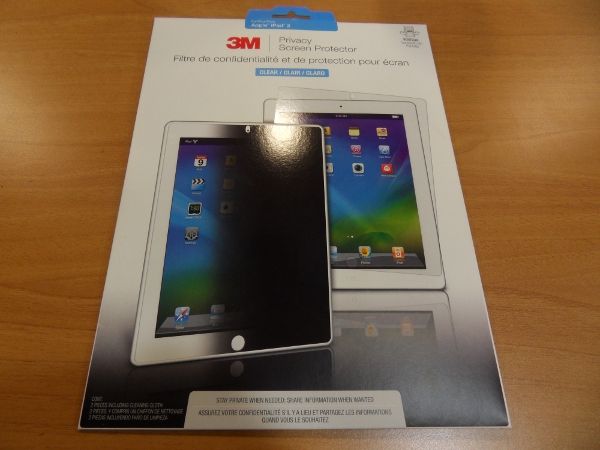 3M Privacy Screen Protector boîte