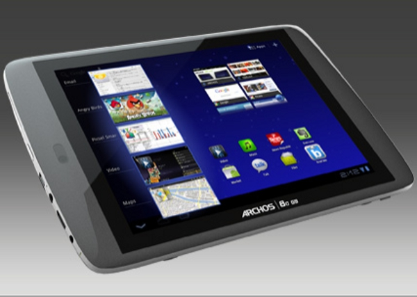 tablette g archos surfe sur lengouement lie a free mobile