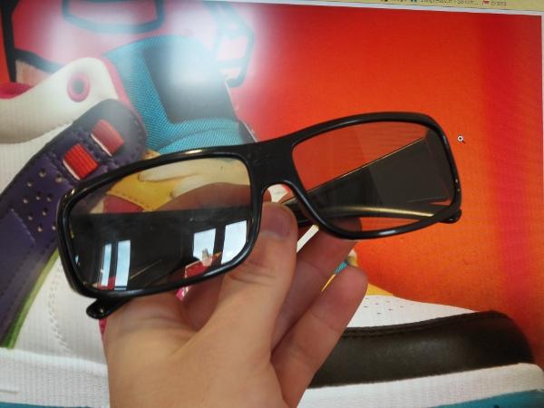 AOC e2352Phz - lunettes
