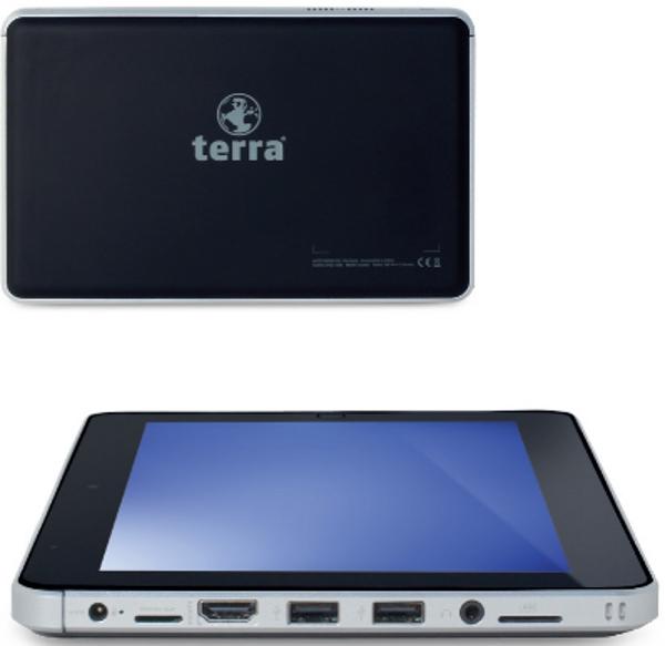 tablette Terra Pad 1051