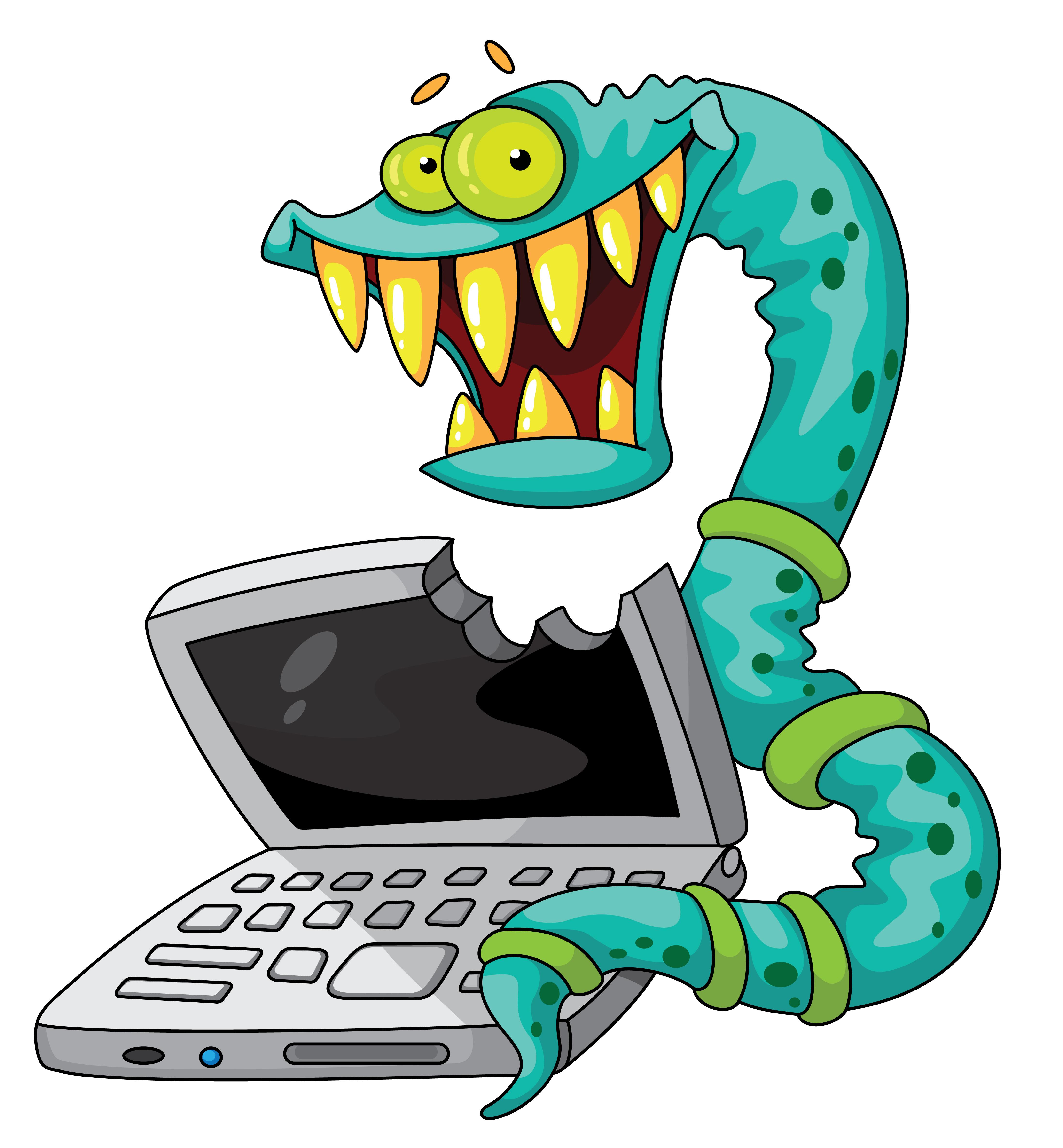 Virus Informatique Logo Sécurité it Mac os x Ciblé