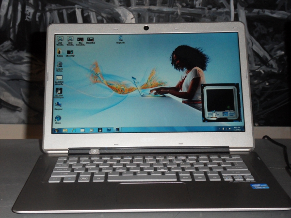 ultrabook Acer Aspire