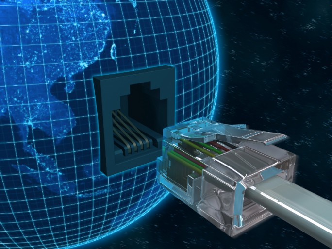 Cable Ethernet réseau