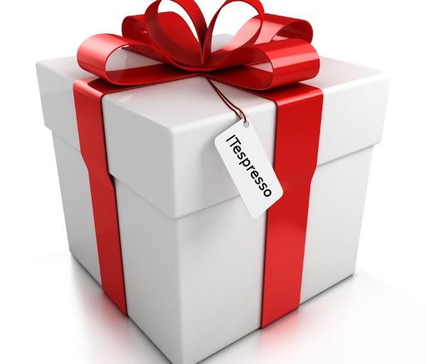 Cadeau Noël ITespresso