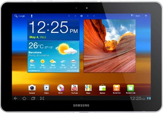 Samsung - Galaxy Tab 10.1 - tablette