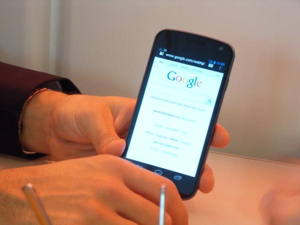 Samsung Nexus Prime - Google