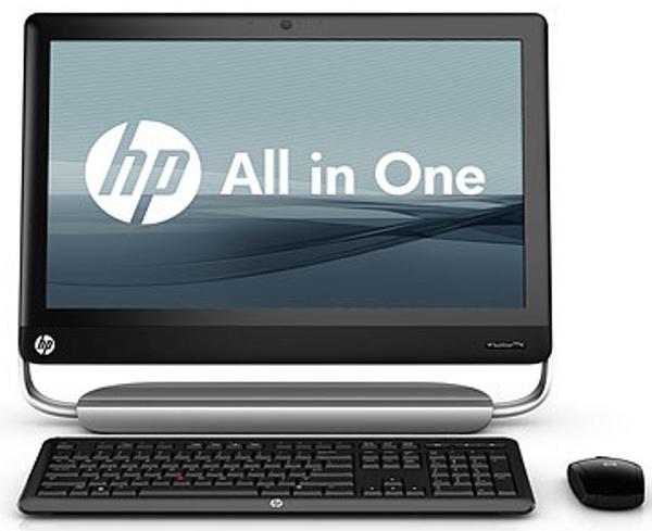 monobloc HP TouchSmart