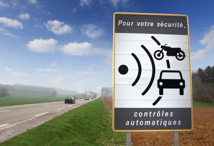 panneau radars