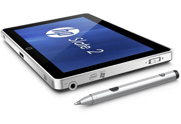 tablette HP Slate 2