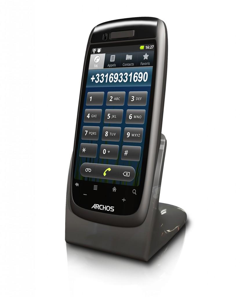 ARCHOS 35 Smart Home Phone base