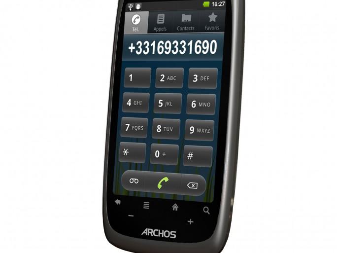 ARCHOS 35 Smart Home Phone