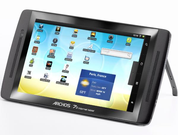 Archos 70 tablette