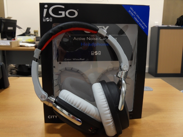 Casque micro iGo City
