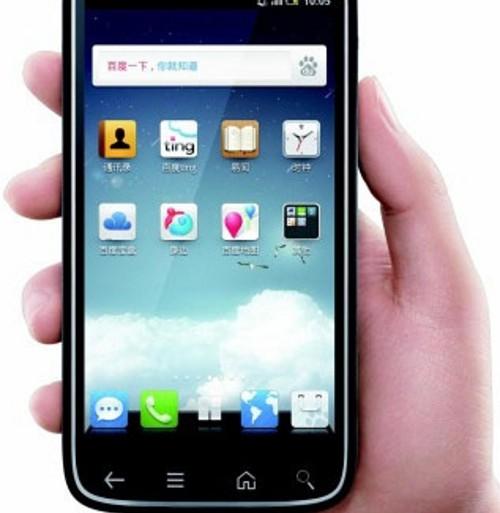 smartphone Dell Streak Pro D43