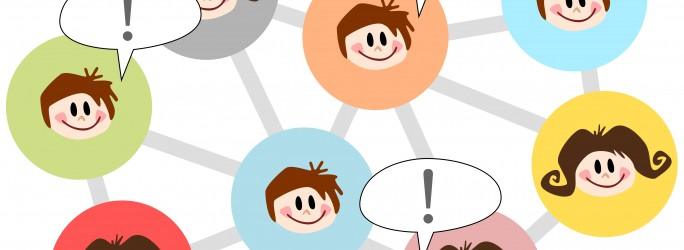 Communauté modération réseaux sociaux social