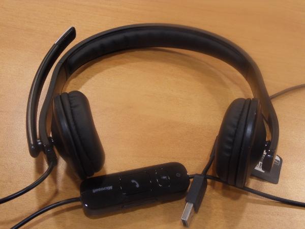 Microsoft casque-micro LX-6000