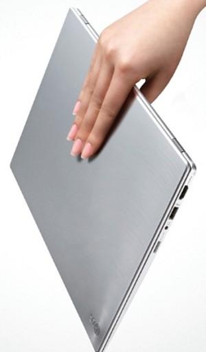 LG Z430 ultrabook - BIG