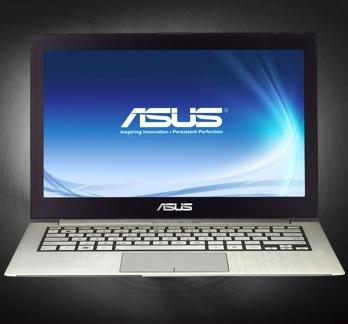 Asus UX31 ultrabook