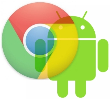 Chrome in Android