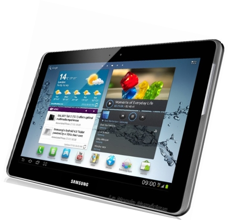 Samsung Galaxy Note 10.1 tablette