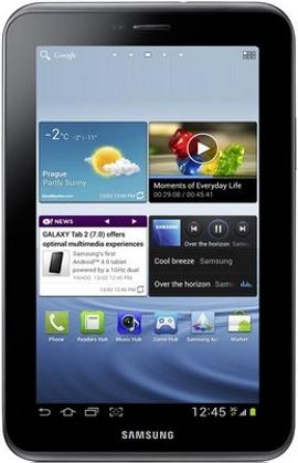Samsung Galaxy Tab 2 tablette