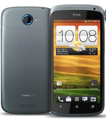 HTC One martphone