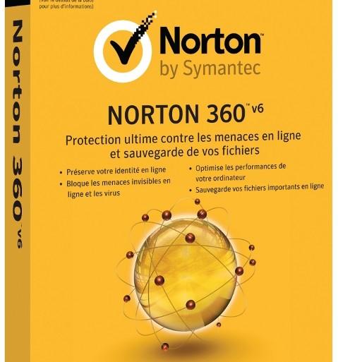 Norton 360 antivirus Symantec