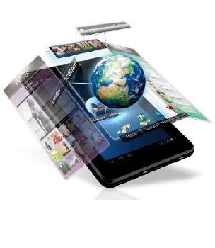 tablette ViewSonic e100